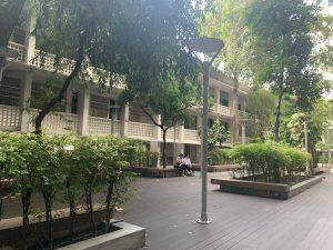 キャンパス内風景1